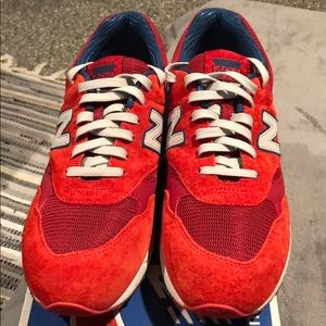New Balance 496 CM496CPR D running shoes